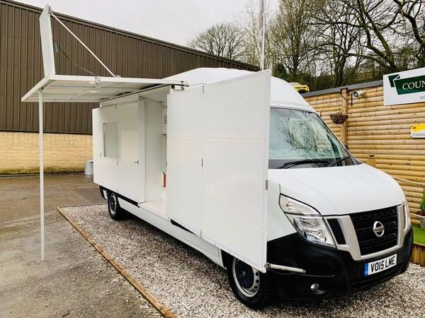 Exhibition Van For Sale