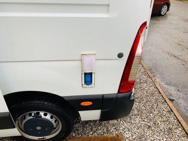 NV400 Exhibition Van