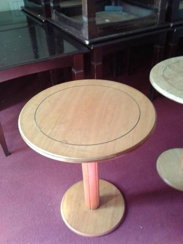 22x Solid Wood Tables Assorted Sizes - Brighton, East Sussex