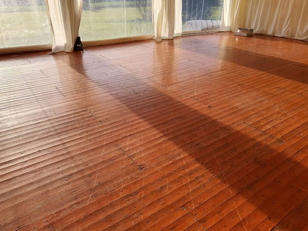 Secondhand Marquee flooring for sale