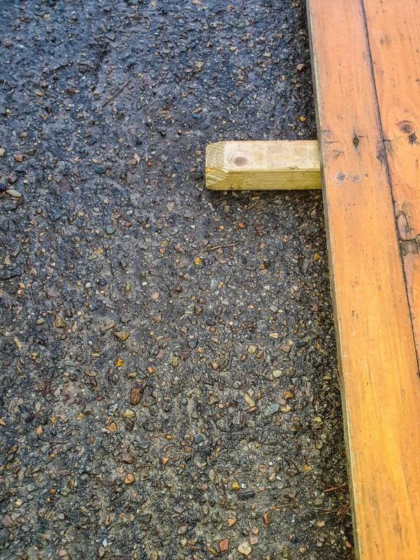used marquee flooring