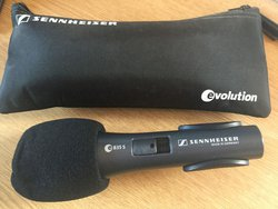 Sennheiser e835s Microphones