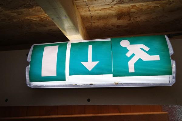 exit lighting