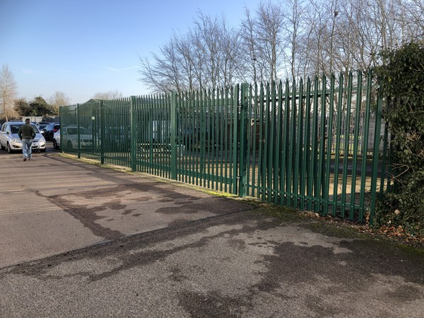 Palisade Fence Panels for sale