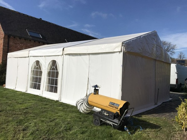 Leicestershire Marquee Business for sale