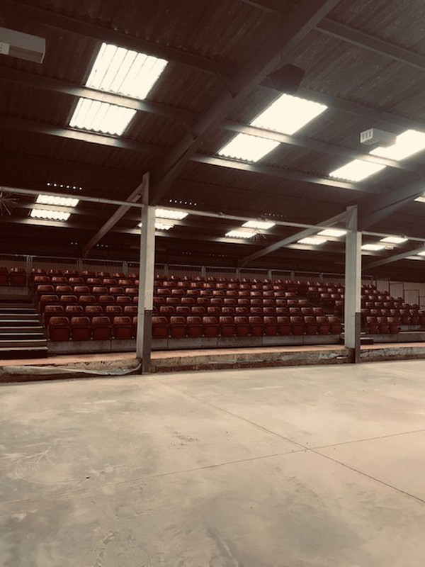Arena seating for sale