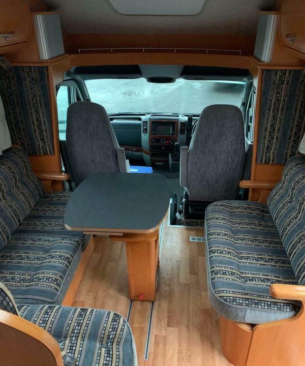 Mercedes sprinter van for sale