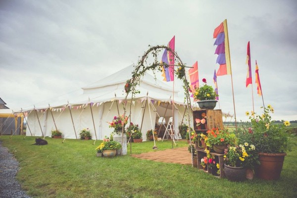 Mughal marquee hire business for sale