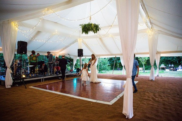 Wedding marquee hire business for sale
