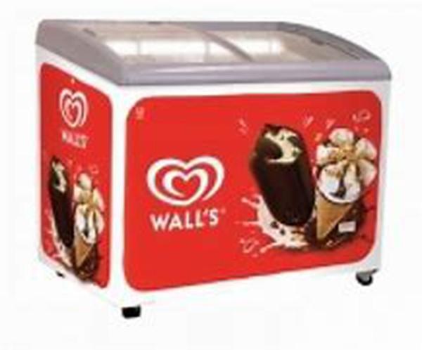 AHT Rio 100 Ice Cream Display Freezer