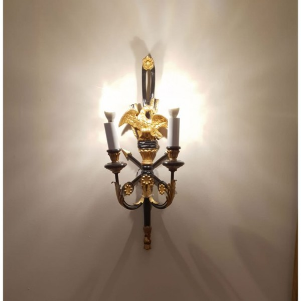 Beaumont and Fletcher wall lights