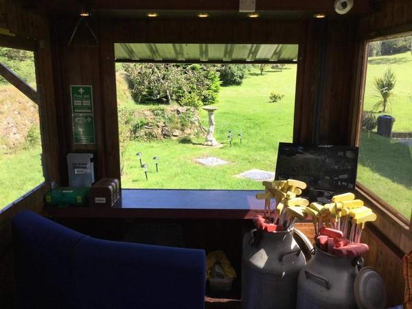 9 Hole Wild West Themed Mini 'Crazy' Golf