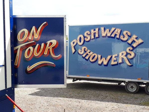 Mobile Showers Hire Business For Sale