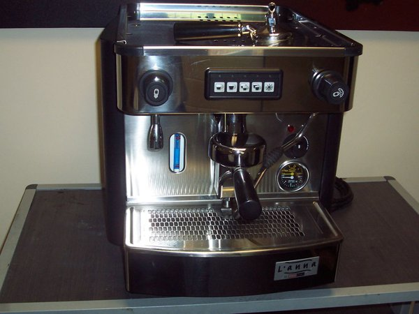 L'anna Single Group Espresso Machine
