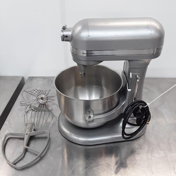 Used Kitchen Aid Heavy Duty Mixer 6.9L