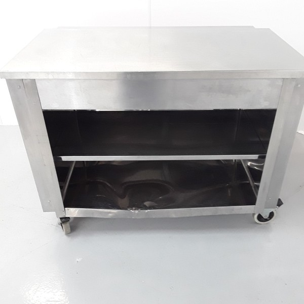 Stainless Steel Table Cabinet