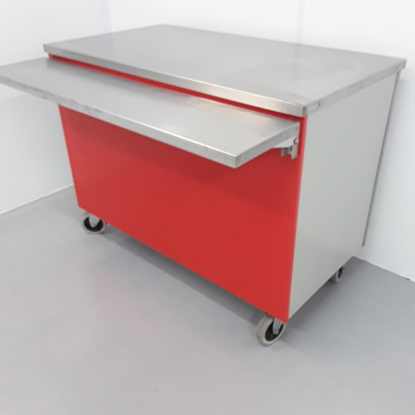 Secondhand Stainless Steel Table Cabinet