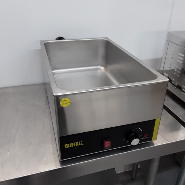 Used Buffalo S007 Bain Marie Wet (10828) - Bridgwater, Somerset, secondhand