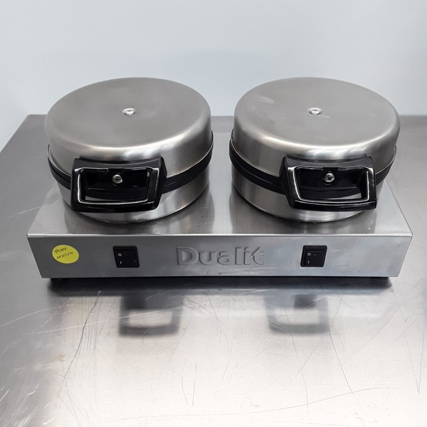 Ex Demo Dualit J449 Double Waffle Maker (10826) - Bridgwater, Somerset