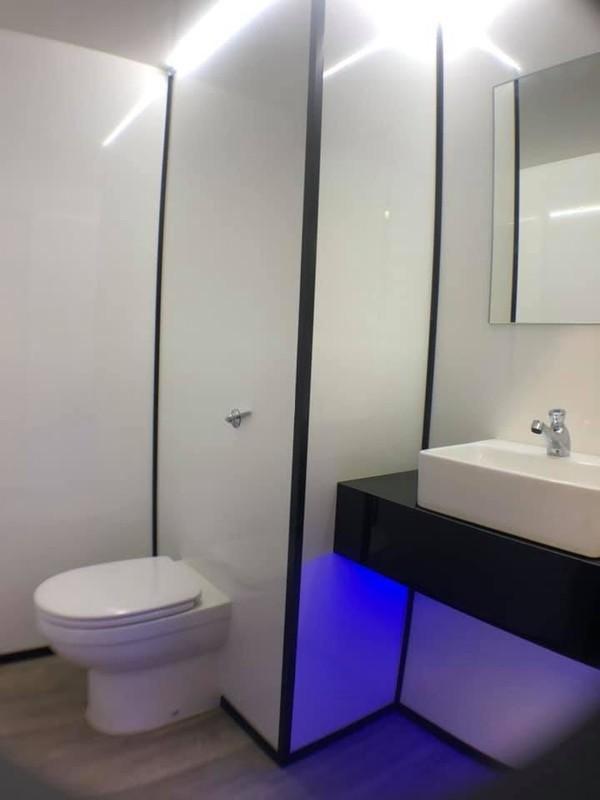 Toilet Trailers