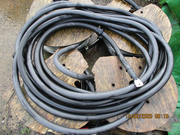 300mm² CSA HO7  cable