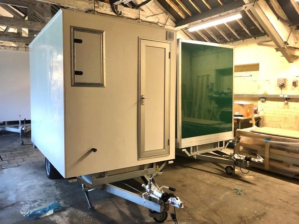 shower trailers for sale