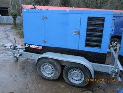 GSW65 Road tow generator
