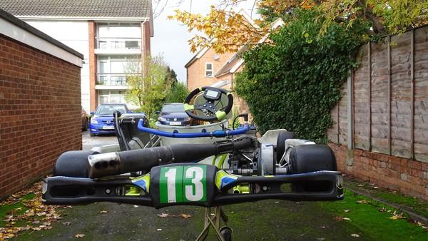 buy  IAME X30 Senior Kart