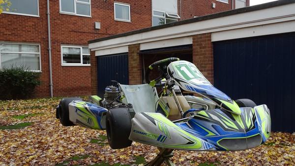 IAME X30 Senior Kart