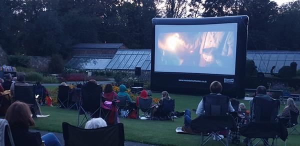 Complete Outdoor Movie Setup -  Northampton, Northamptonshire