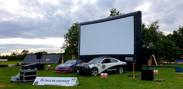 out door cinema