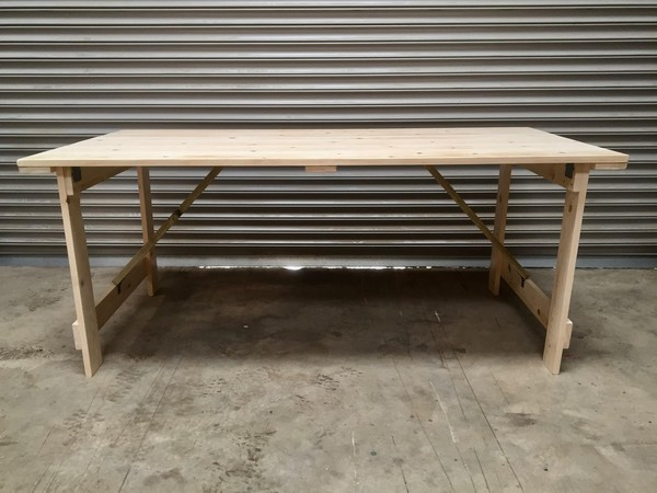 New Trestle Tables