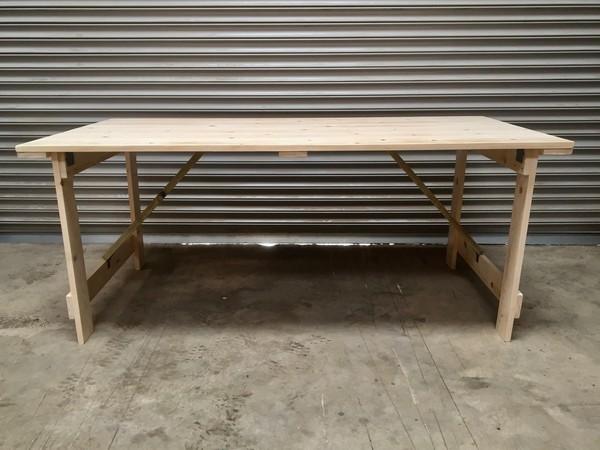New Trestle Tables