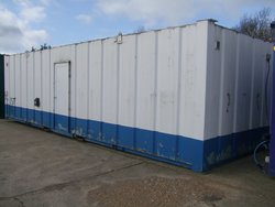 portable toilet cabin for sale
