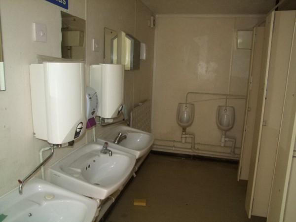 cabin toilets