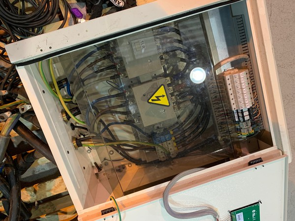 AMF Panel 160 Amp / Bruno