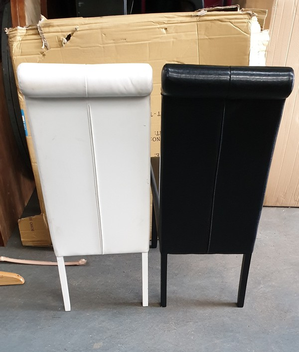 Upholstered Restaurant Chairs