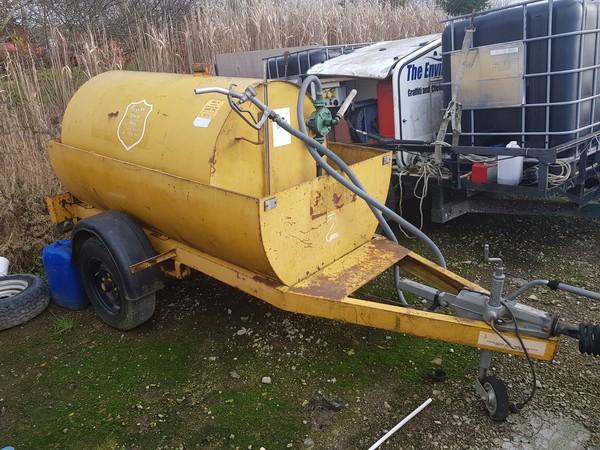 Diesel bowser for sale