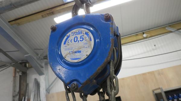 500kg lifting equipment