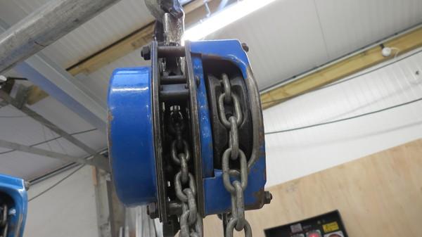 secondhand hoists for sale