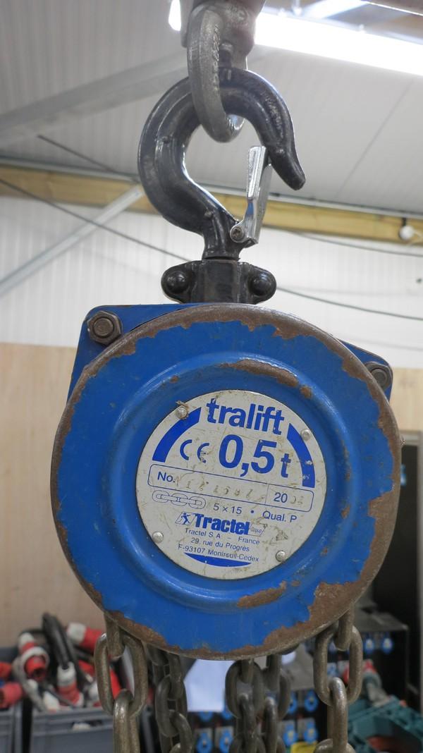 500kg Hoists