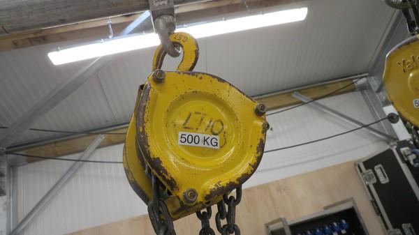 lifting hoists 500kg