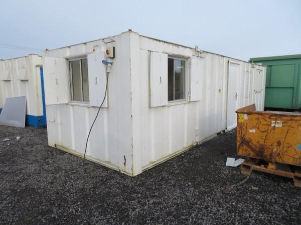 32' x 10' Anti Vandal Container