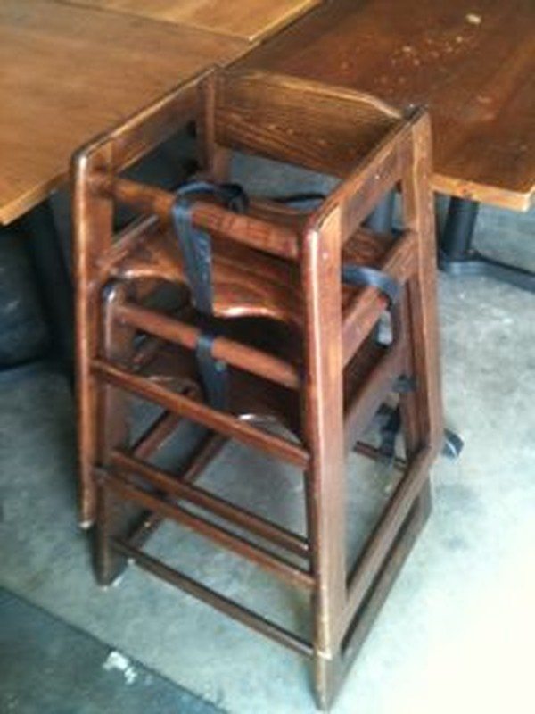 buy used high chair