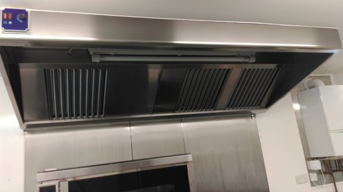 Secondhand Catering Equipment Canopies And Extractor Systems