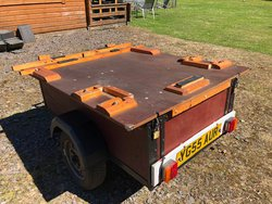 kart trailer for sale