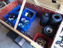 Karting spares for sale