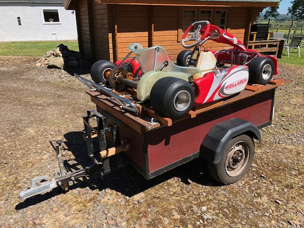 used Gillard Rolling Chassis