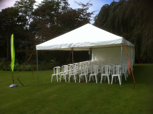 Armbuster marquees for sale
