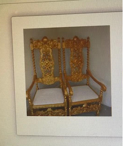 Wedding throne for sale chair